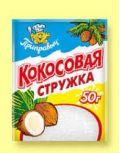 ?Стружка кокосовая белая Приправыч 50г