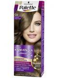 Краска д/волос Palette C6 Холодный средне-русый 100мл