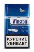 Сигареты WINSTON COMPACT BLUE