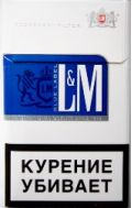 Сигареты L&M Blue Label