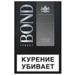 Сигареты Bond Street Silver