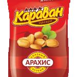 Арахис Караван Орехов солен. 50гр
