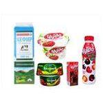 Йогурты, кисломолочные напитки и кисели