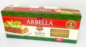 Макароны Arbella Lazanya 500г