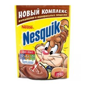 Какао Nesquik 150гр д/п