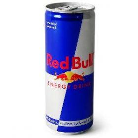 Напиток Red Bull энергетич. 0,25мл ж/б