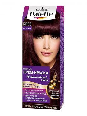 Краска д/волос Palette RFE3 Баклажан100мл